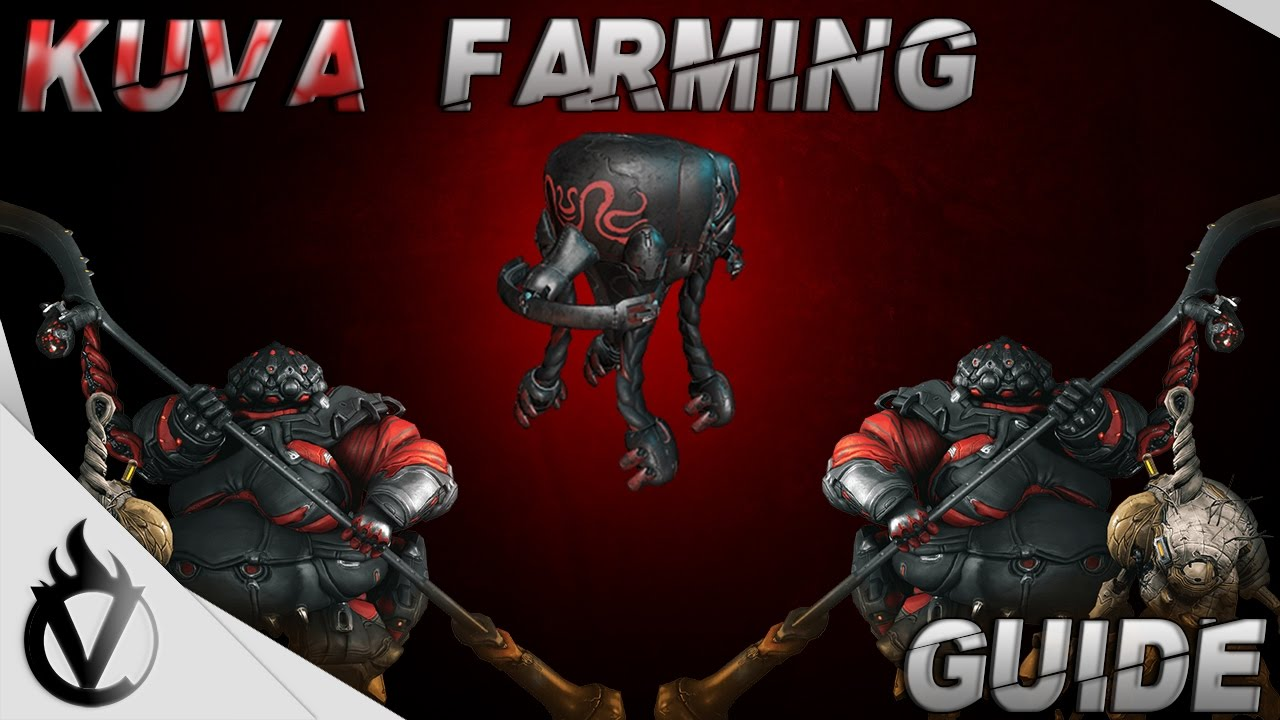 Warframe Kuva Farming Guide - General Discussion - Warframe Forums