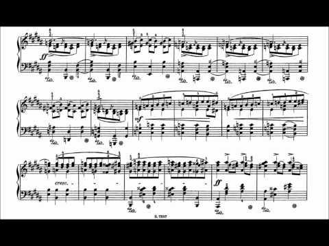 Фредерик Шопен - Prelude 12 In G Sharp Minor