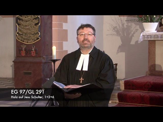 Ökumenischer Gottesdienst am Sonntag Judika, 29. März 2020, in St. Annen