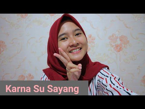 Reni Febriyanti - Karna Su Sayang Near Feat. Dian Sorowea (Cover)