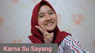 Download Video Reni Febriyanti - Karna Su Sayang Near feat. Dian Sorowea (Cover) MP3 3GP MP4