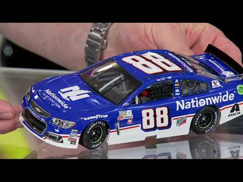 Dale Earnhardt Jr. 1:24 Nationwide Darlington Die Cast Car on QVC