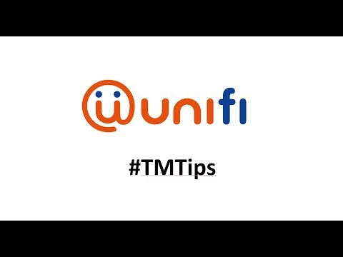 Tmtips Unifi Connection Quick Fix Restart Your Unifi Equipment Youtube