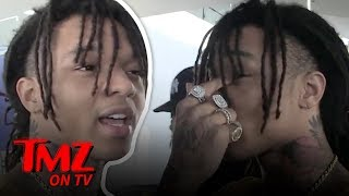 Swae Lee's New Christmas Song Is Going To Be Very Sad | TMZ TV