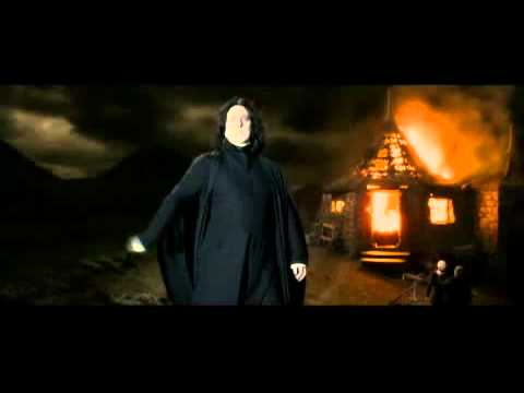 Harry Potter Y el Misterio Del Principe Muerte De Dumbledore