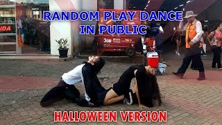 [IN PUBLIC] KPOP RANDOM PLAY DANCE #2 by Frost & Kath | HALLOWEEN SPECIAL