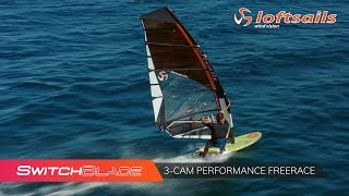Video: Loftsails Switchblade Orange 2021