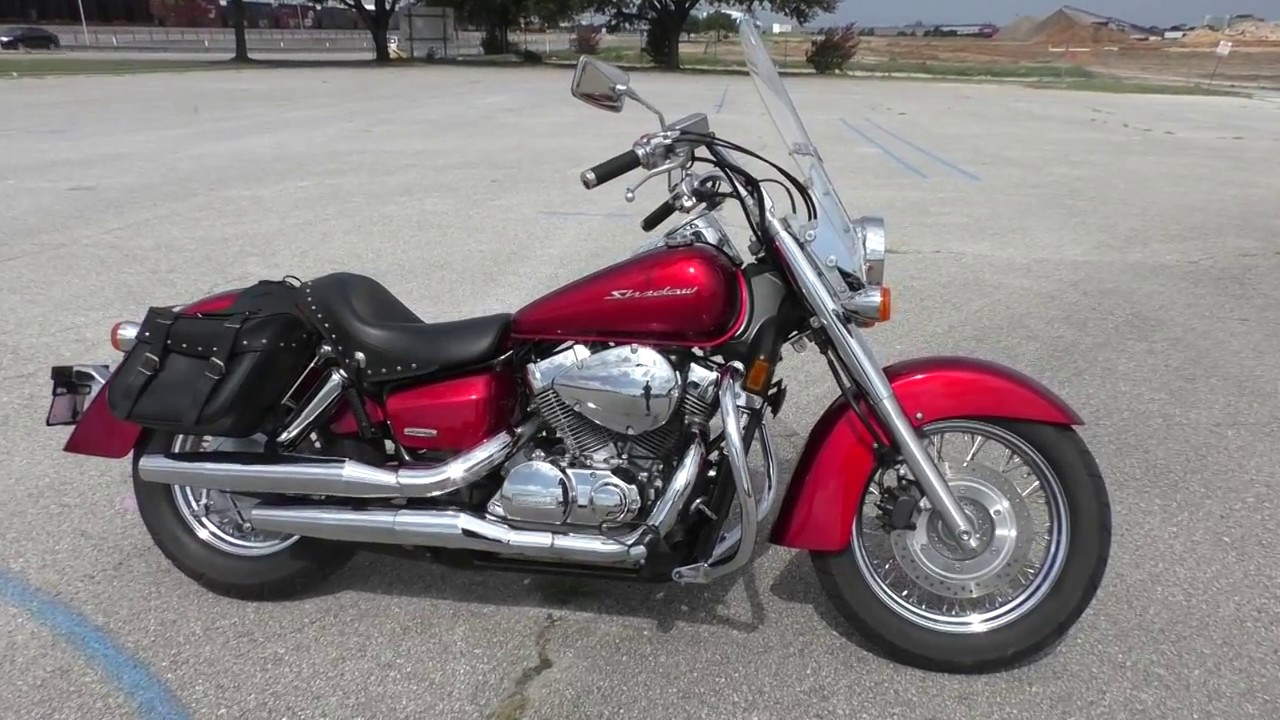 800536 2012 Honda Shadow Aero Vt750c Used Motorcycles For Sale