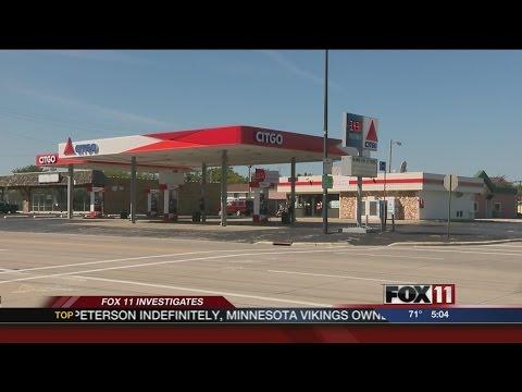 Two gas stations are closing near Lambeau Field