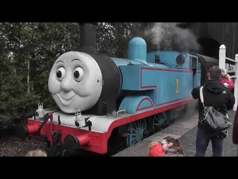 how to build thomas the train