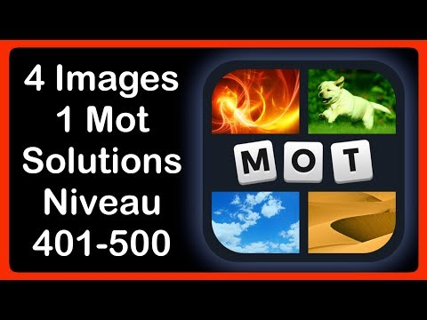 4 Images 1 Mot Niveau 401 500 Hd Iphone Android Ios
