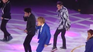 Teen Top KCON LA 2014- To You [Fancam]