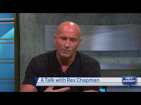 UK Legend REX CHAPMAN sits down for a chat with Lee Cruse