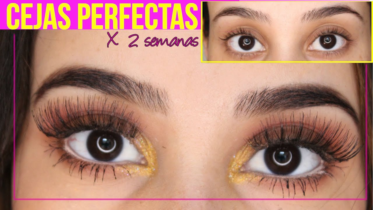 Sombreado De Cejas Semipermanentes En Casa Youtube