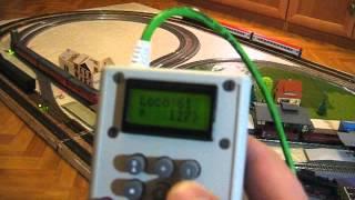 Командная станция на базе Ардуино Нано (Arduino Nano DCC Command Station)(Я помню, что мощность измеряется не в Амперах. Стандартный Roco 10764 бустер рассчитан на 3,2 Ампера максимум,..., 2015-01-08T17:25:37.000Z)