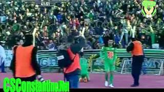 كأس الجزائر: هدف بولمدايس ضد وفاق سطيف