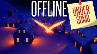 Top 10 FREE OFFLINE Android Games Under 50MB | No Wifi - No internet