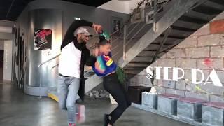 GASHI - Creep On Me (Official dance video) ft. French Montana, DJ Snake (Dancehall Funk) FR