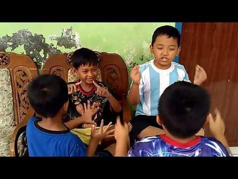 Lucunya Nyanyi Dan Menari Lagu Anak-anak Potong Potong Roti
