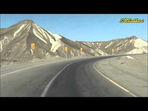 Karachi to Gwadar (11) Makran Coastal Highway-Between Buzi Pass & Pasni