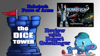 Robotech: Force of Arms Review - with Robert Geistlinger