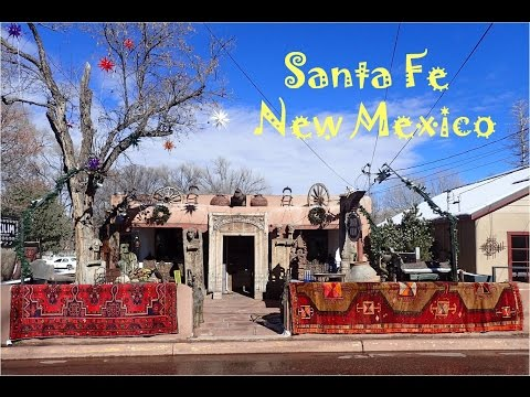 Santa Fe, New Mexico 2017 (travel diary)