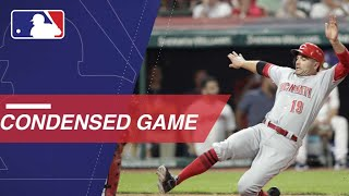 Condensed Game: CIN@CLE - 7/10/18