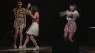 アンジュルムのイベントで行われた室田瑞希さんの面白ダンスのBGMを星野...