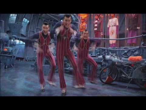 We Are Number One but everytime they say one the video goes backwards