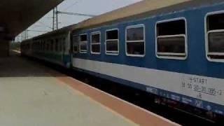 Maestral nemzetközi gyorsvonat - Maestral international fast train in Budapest