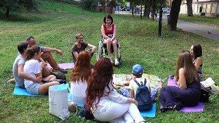 Творчий вечір пікнік відбувся у Івано Франківську