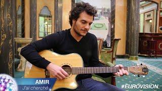 """Amir chante """"J"""