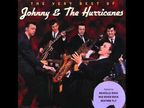 Johnny & The Hurricanes - Jada.wmv