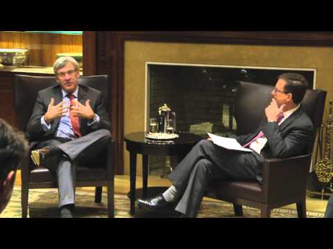 Dean Tiff Macklem in Conversation with RBC's CEO (Part 1)