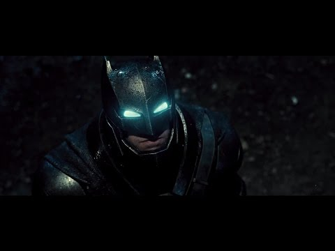 BATMAN VS SUPERMAN 2016 Soundtrack  NOAH  HERO