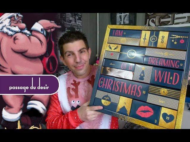 BOOSTER SON COUPLE pour les FÊTES ! : Calendrier coquin de Passage du désir
