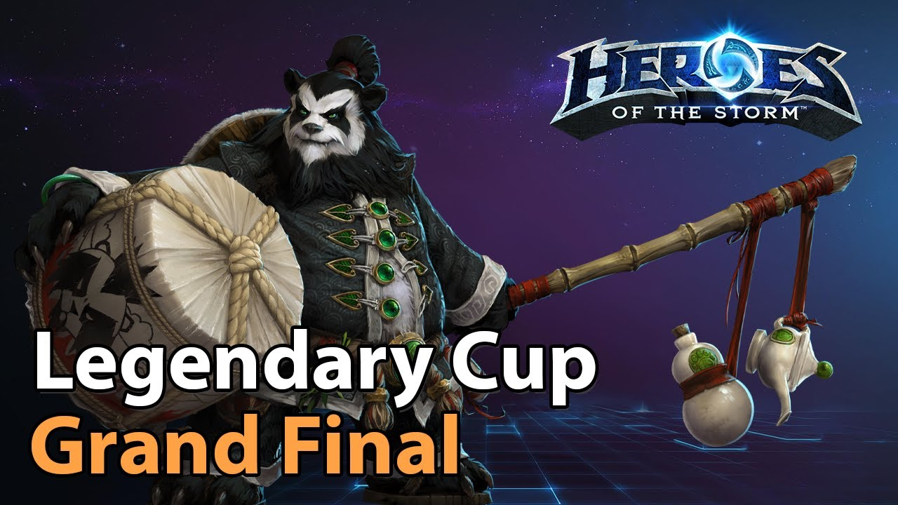 ► Grand Final - Legendary Cup - Heroeslounge Division 2 & 3 - Heroes of the Storm Esports