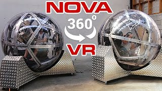 Nova 360 Degree Motion Virtual Reality Simulator