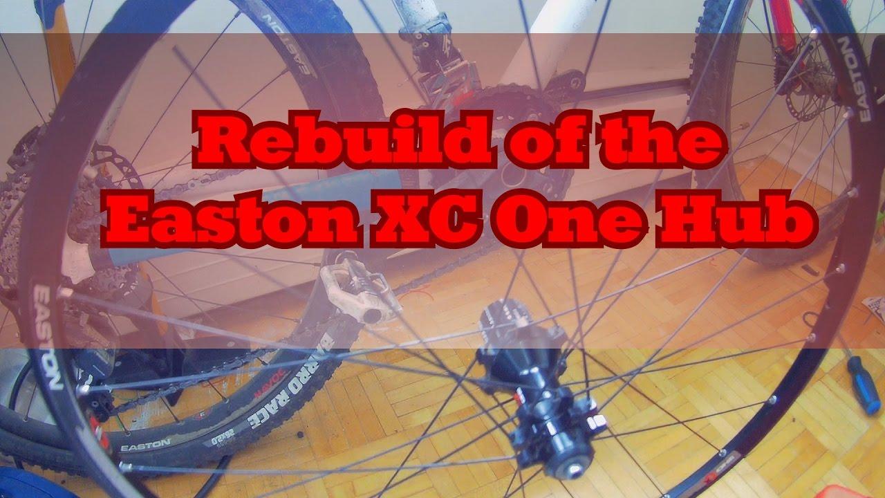 Easton Velomax Circuit Rear HUB Bearing set Bicycle Ball Bearings