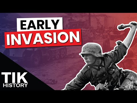 Early Plans for Operation Barbarossa Before the Invasion of Poland?