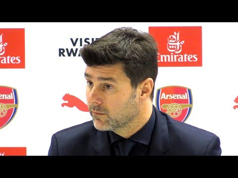 Arsenal 4-2 Tottenham - Mauricio Pochettino Full Post Match Press Conference - Premier League