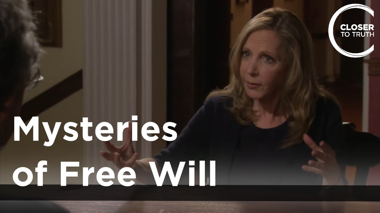 Rebecca Newberger Goldstein - Mysteries of Free Will