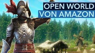 Das erste Open-World-MMO 2020 ist jetzt TOTAL anders! - Gameplay-Preview zu New World