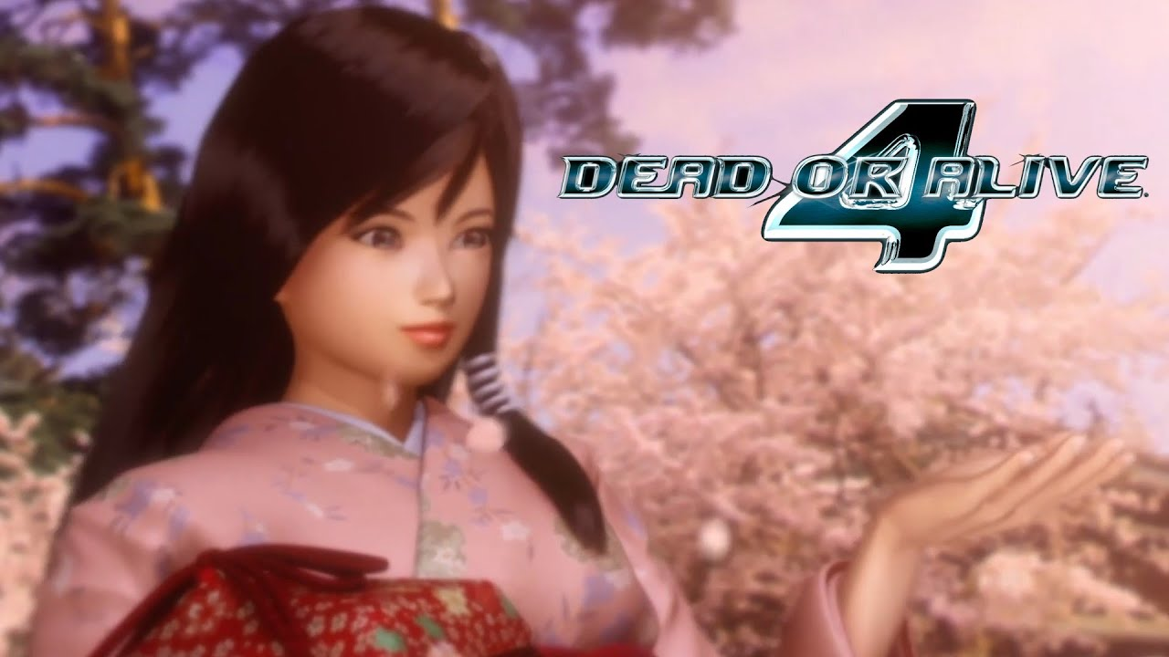 Dead or Alive 4 Kokoro Story Playthrough | Dead or Alive 4 Story Playthrough