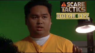 Scare Tactics - Rough Cut:  Blood on the Cosmos! - Judah Friedlander!