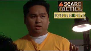 Scare Tactics - Rough Cut:  Blood on the Cosmos! - Judah Friedlander!