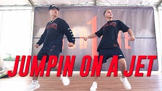"Future ""JUMPIN ON A JET"" Choreography by Duc Anh Tran x Bence Istvanffy"