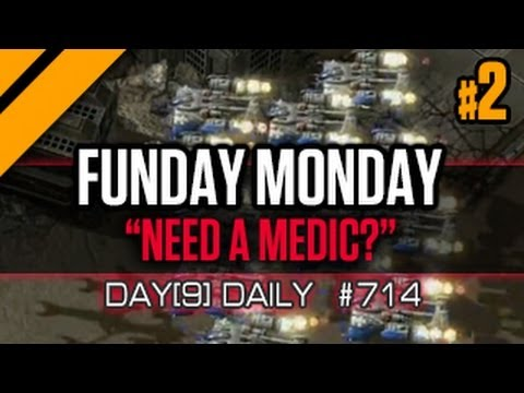 Day[9] Daily #714 - Funday Monday - Need a Medic? - P2