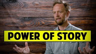 Those Who Tell Stories Rule Society - Jason Satterlund