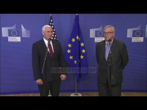 Juncker: Shpërbërja e BE-së fut Ballkanin në luftë - Top Channel Albania - News - Lajme